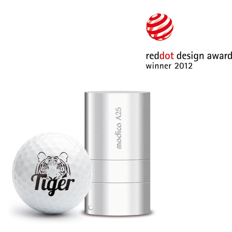 golfball stempel a25 das original individuelles motiv online gestalten. Black Bedroom Furniture Sets. Home Design Ideas